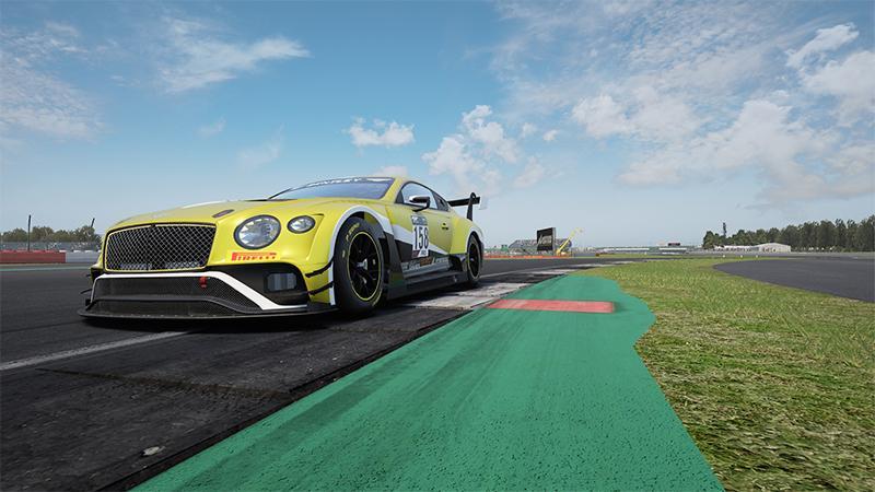 Prima vittoria per il team AIDA Pro Esports nel campionato endurance GT3!